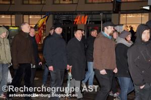 Deutschland wehrt sich - Demo - 21_03_16 - Schwerin - NPD Pastörs Bötcher Grewe Köster