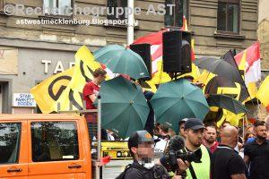 Idenditäre_Demonstration_Wien_11_06_2016_Lautsprecher